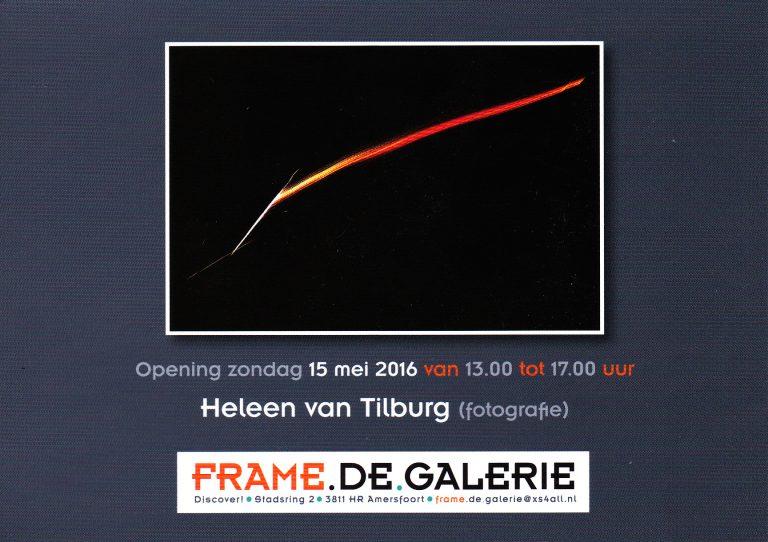 Frame.de.galerie (F1) - Heleen van Tilburg