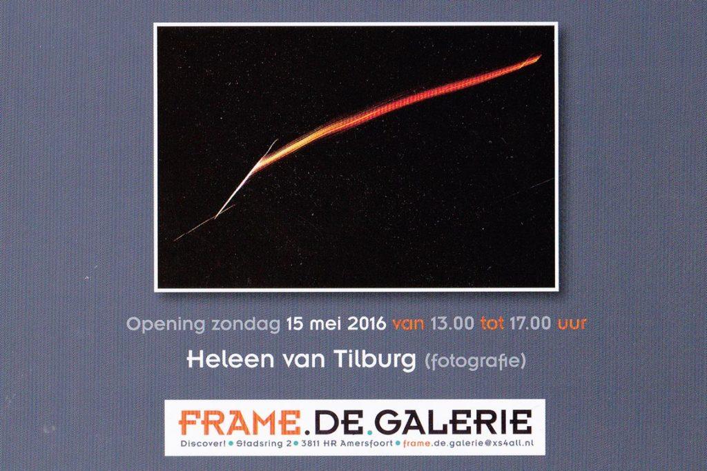 Frame.de.galerie - F1 - Heleen van Tilburg