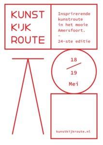 KunstKijkRoute Mei 2019 - Heleen van Tilburg