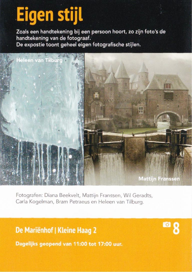 Beelden in boeken BB1 - Heleen van Tilburg